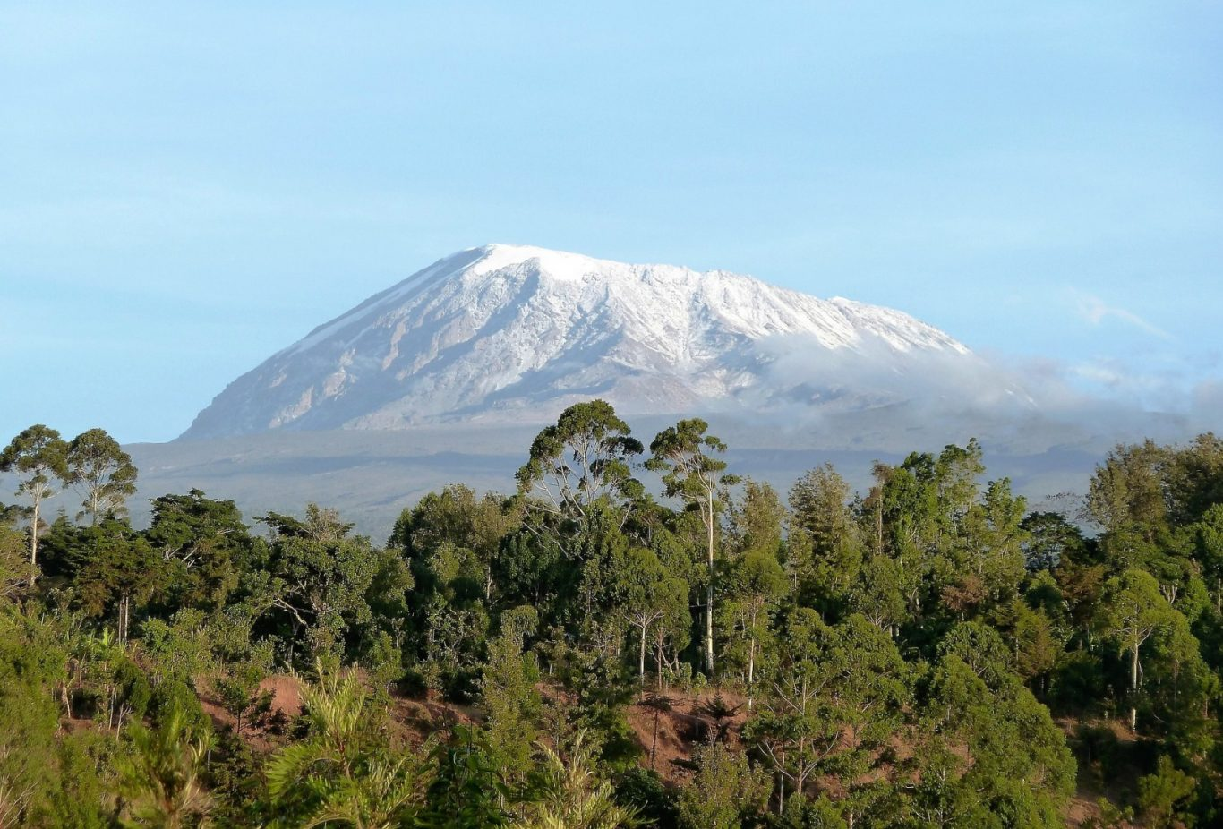 Kilimanjaro Mountain, Roof of Africa