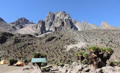 Chogoria-Route