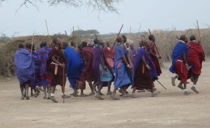 Masai-dance