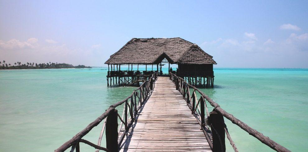 paradise in zanzibar